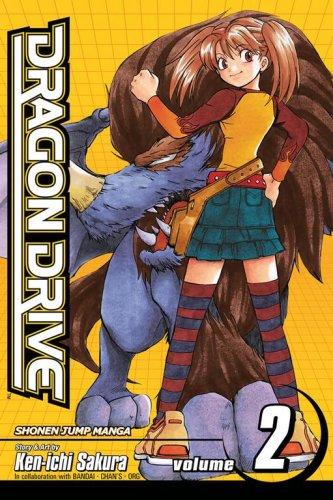 Dragon Drive, Volume 2 By Ken-Ichi Sakura