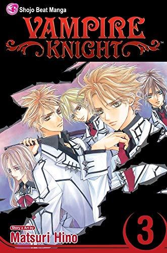 Vampire Knight: v. 3 by Matsuri Hino