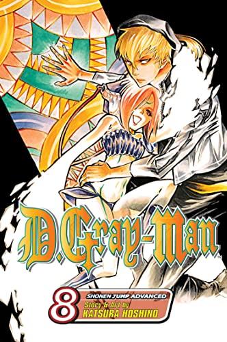D.Gray-man, Vol. 8 By Katsura Hoshino