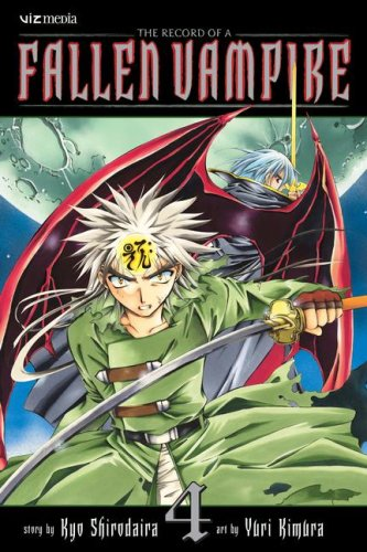 The Record of a Fallen Vampire, Vol. 4 By Kyo Shirodaira