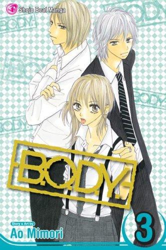 B.O.D.Y., Vol. 3 By Ao Mimori