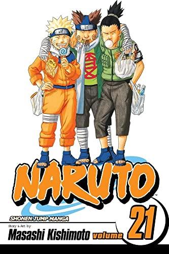Naruto, Vol. 21 By Masashi Kishimoto