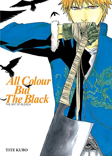 The Art of Bleach By Tite Kubo