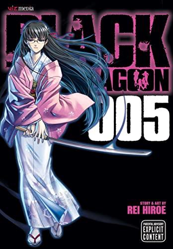 Black Lagoon, Vol. 5 By Rei Hiroe