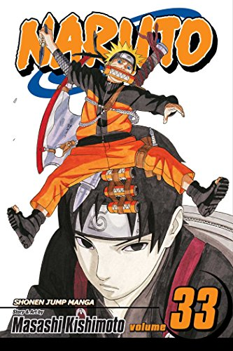 Naruto: v. 33 (Paperback) By Masashi Kishimoto