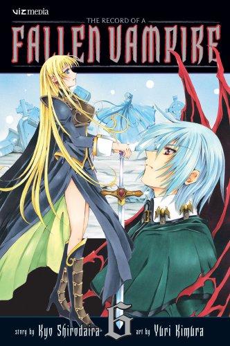 The Record of a Fallen Vampire, Vol. 6 By Kyo Shirodaira