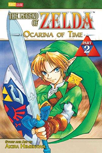 The Legend of Zelda, Vol. 2 By Akira Himekawa
