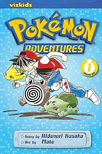 Pokemon Adventures (Red and Blue), Vol. 1 By Hidenori Kusaka