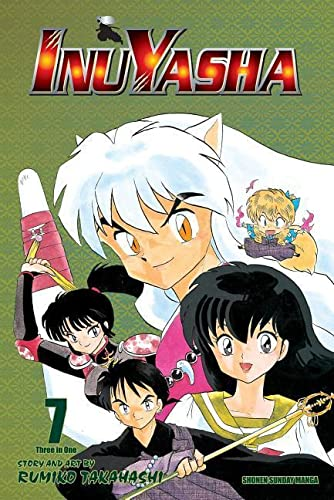 Inuyasha (VIZBIG Edition), Vol. 7 By Rumiko Takahashi