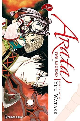 Arata: The Legend, Vol. 3 By Yuu Watase
