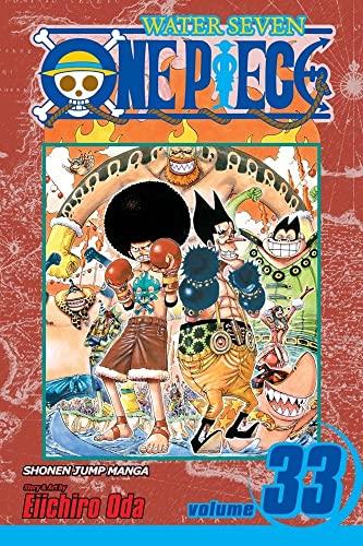 One Piece, Vol. 33 By Eiichiro Oda
