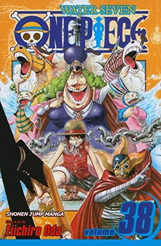 One Piece, Vol. 38 By Eiichiro Oda