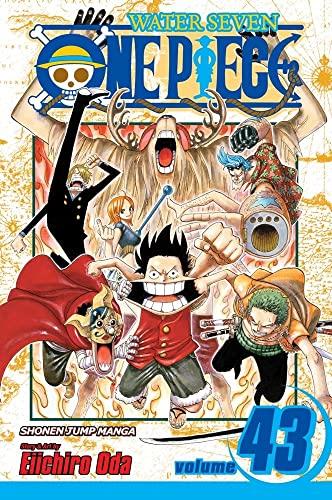 One Piece, Vol. 43 By Eiichiro Oda