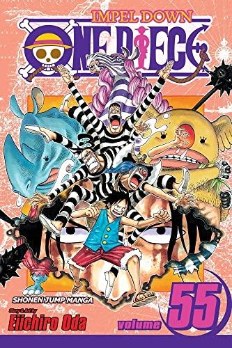 One Piece, Vol. 55 By Eiichiro Oda