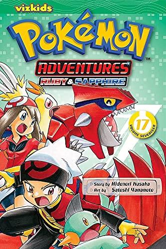 Pokemon Adventures (Ruby and Sapphire), Vol. 17 By Hidenori Kusaka