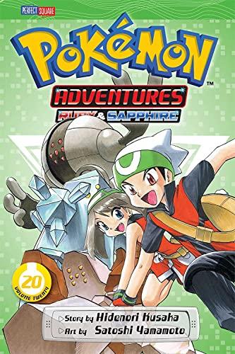 Pokemon Adventures (Ruby and Sapphire), Vol. 20 By Satoshi Yamamoto