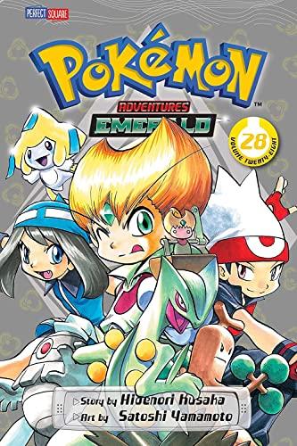 Pokemon Adventures (Emerald), Vol. 28 By Hidenori Kusaka