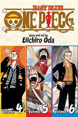 One Piece (3-in-1 Edition) Volume 2 (One Piece (Omnibus Edition)) By Eiichiro Oda