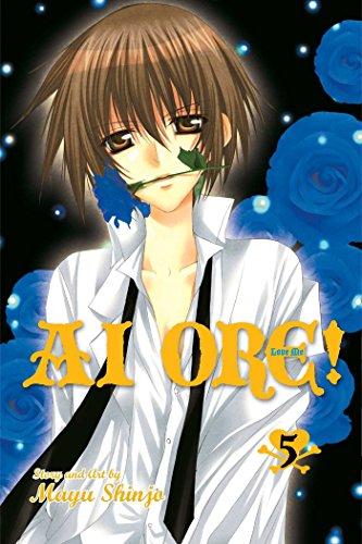 Ai Ore!, Vol. 5 By Mayu Shinjo