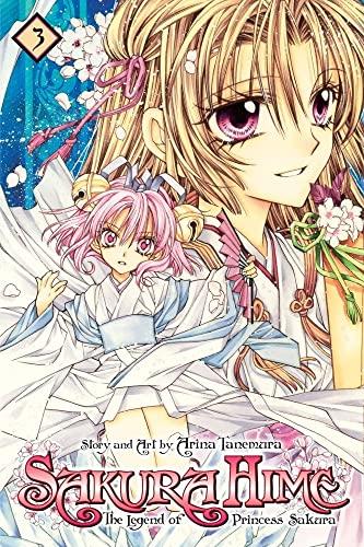 Sakura Hime: The Legend of Princess Sakura, Vol. 3 By Arina Tanemura