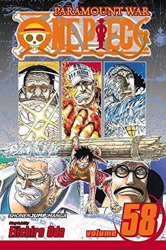One Piece, Vol. 58 By Eiichiro Oda