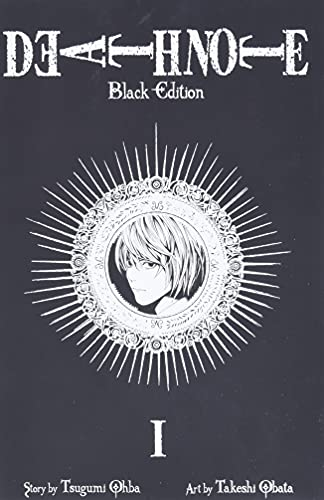 DEATH NOTE BLACK ED TP VOL 01 (C: 1-0-1) By Tsugumi Ohba