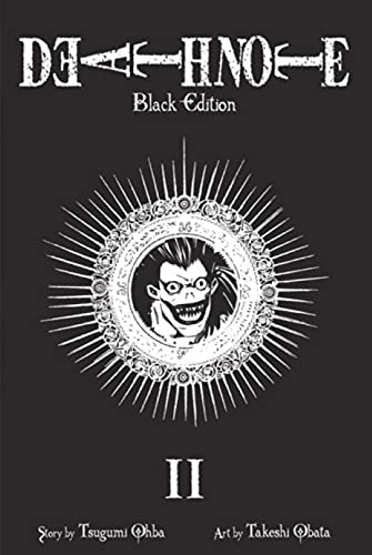 DEATH NOTE BLACK ED TP VOL 02 (C: 1-0-0) By Tsugumi Ohba