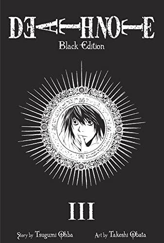 Death Note Black Edition, Vol. 3 by Tsugumi Ohba