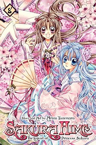 Sakura Hime: The Legend of Princess Sakura, Vol. 8 By Arina Tanemura