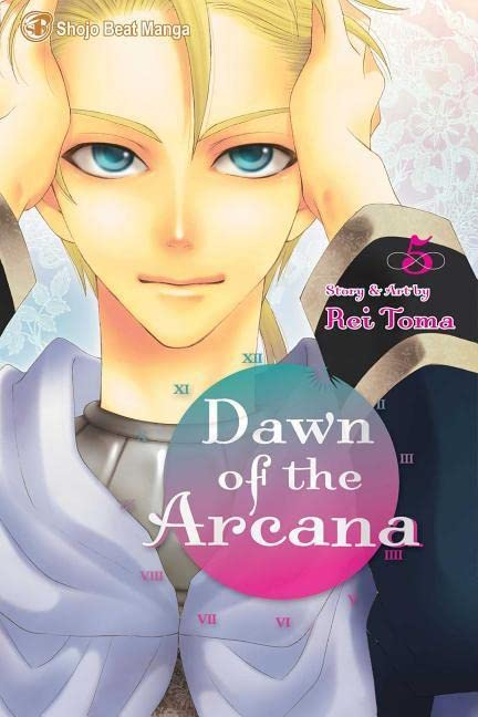 Dawn of the Arcana, Vol. 5 By Rei Toma
