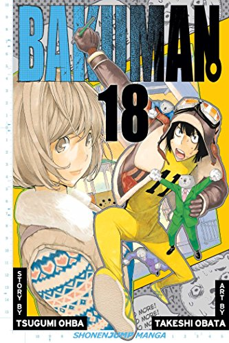 Bakuman., Vol. 18 By Takeshi Obata