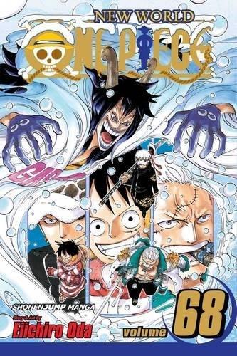 One Piece, Vol. 68 By Eiichiro Oda