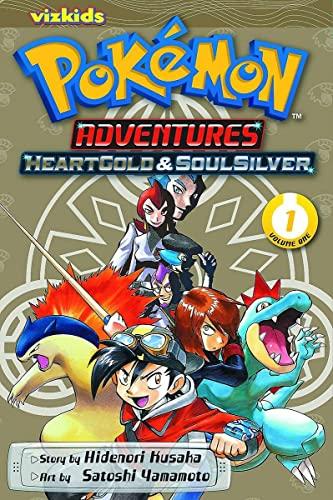 Pokemon Adventures: Heart Gold Soul Silver, Vol. 1 By Satoshi Yamamoto