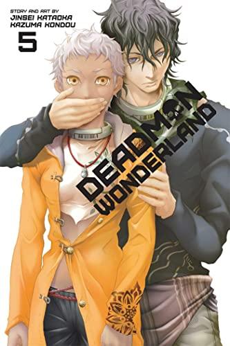 Deadman Wonderland, Vol. 5 By Jinsei Kataoka