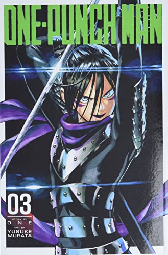 One-Punch Man Volume 3 By ONE