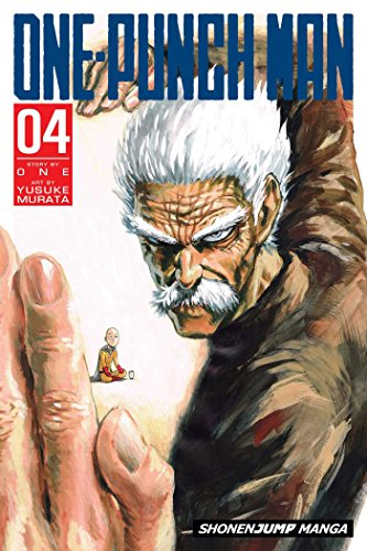 One-Punch Man, Vol. 4 by ONE