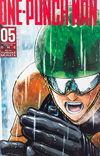 One-Punch Man Volume 5 By Illustrated by Yusuke Murata