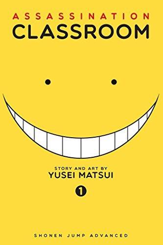 Assassination Classroom Volume 1 By Yusei Matsui