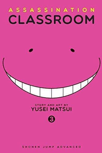 Assassination Classroom Volume 3 By Yusei Matsui