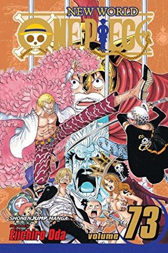One Piece, Vol. 73 By Eiichiro Oda