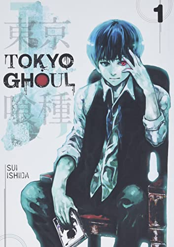 Tokyo Ghoul 1 by Sui Ishida