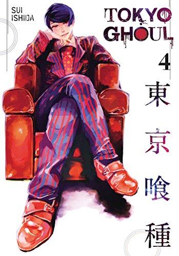 Tokyo Ghoul Volume 4 By Sui Ishida