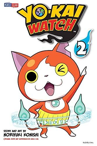 YO-KAI WATCH, Vol. 2 By Noriyuki Konishi