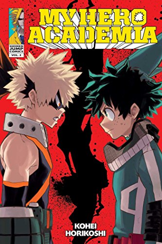 My Hero Academia Volume 2 By Kouhei Horikoshi