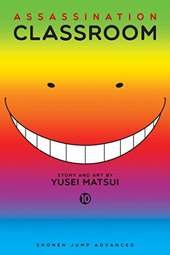 Assassination Classroom, Vol. 10 By Yusei Matsui