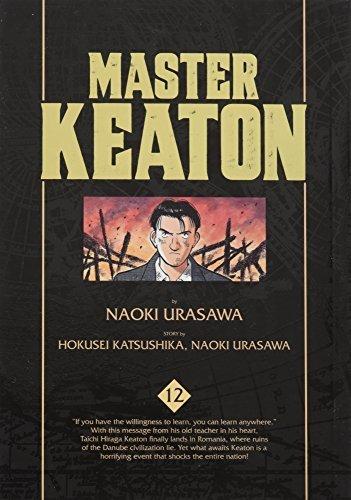 Master Keaton, Vol. 12 By Naoki Urasawa