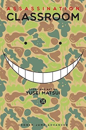 Assassination Classroom, Vol. 14 By Yusei Matsui