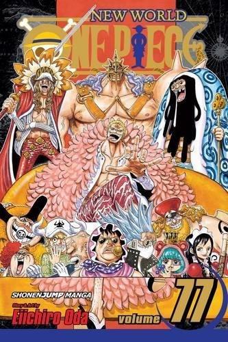 One Piece, Vol. 77 By Eiichiro Oda