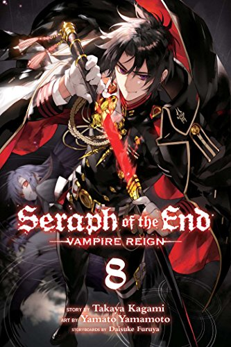 Seraph of the End, Vol. 8 By Takaya Kagami