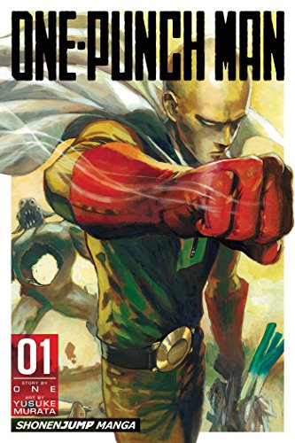 One-Punch Man Volume 1 By ONE